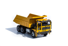 Small Wheeled Track Tipper Iso...