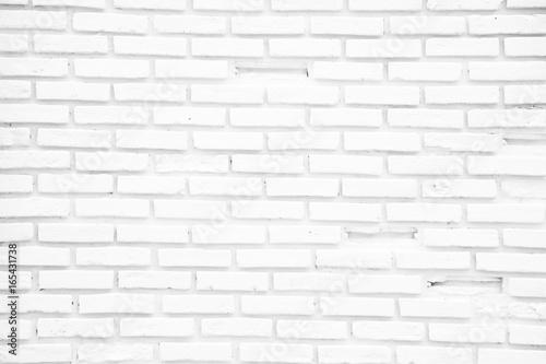 Fototapeta Gray brick wall background obraz na płótnie