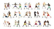 Boxing Pairs Set.