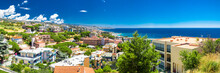 Panoramatic View To Sanremo Ci...