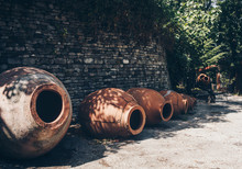 Georgia's Giant Clay Pots Hold An 8000-Year-Old Secret To Great Wine
