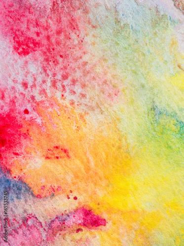 malowanie-pastelowe-tlo-papieru-barwna-nasycona-akwarela