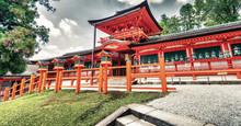 Kasuga Shrine In Nara, Japan