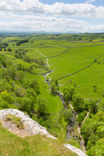 Yorkshire Dales View From Malh...