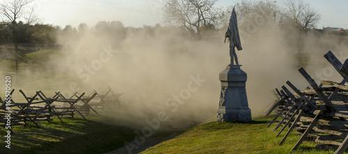 Fotografie, Obraz  Ghost smoke