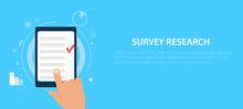 Survey Research. Make A Choice...