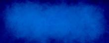 Dark Blue Background With Dist...