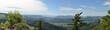 Hügel Panorama Wasserfallen, Reigolswil