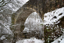 Causey Arch Bridge