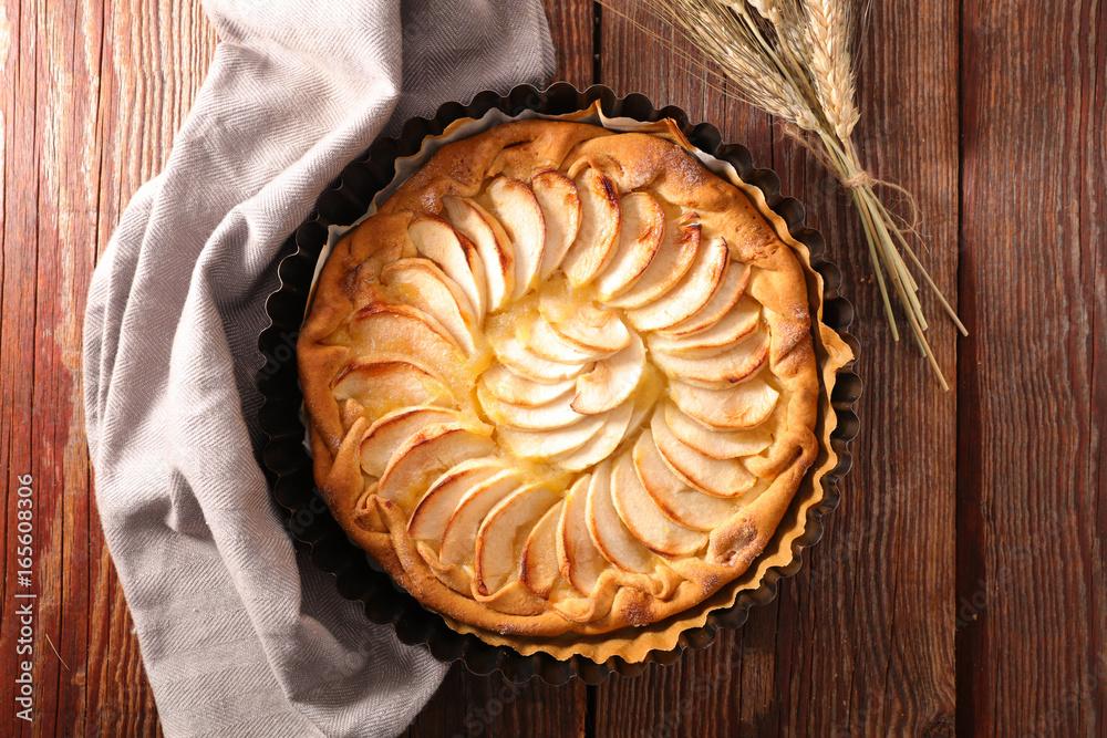 Photo  apple pie
