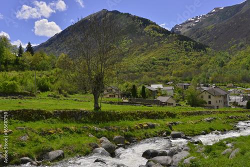 Papiers peints Gris traffic Paysage à Marens les Vals, Ariège