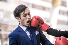 Businessman Was Knockout By An...