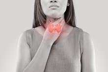 Women Thyroid Gland Control. S...