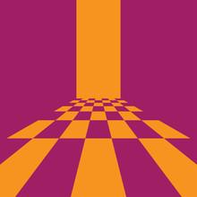 Background Chess Floor