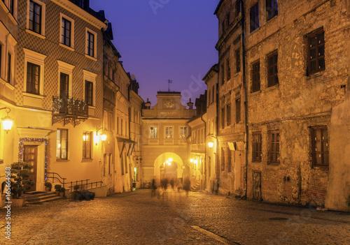 Obraz Grodzka Gate in Lublin - fototapety do salonu