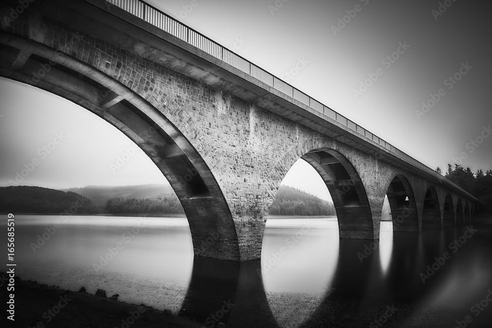 Photographie  Klamer Brücke