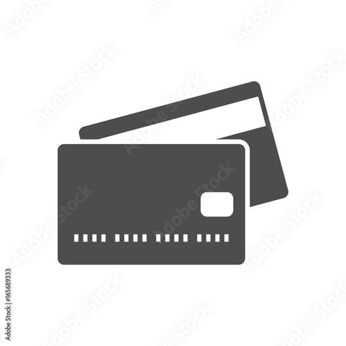 Obraz Credit card icon - fototapety do salonu