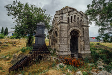 An Old Family-owned Mausoleum,...
