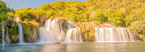 Foto op Canvas Watervallen Waterfalls