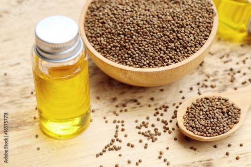 perilla oil with seed