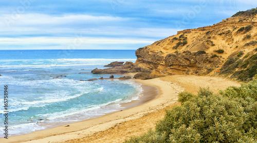 Fotografie, Obraz  Sorrento back beach