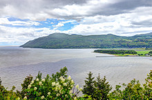 Baie-Saint-Paul In Quebec, Can...