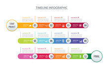 Infographic Timeline 1 Year Te...