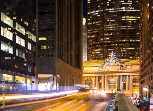 Grand Central di notte Wallpaper Mural