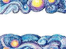 Van Gogh Background