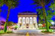 canvas print picture - Gainesville, Florida, USA