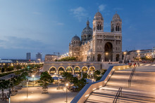 Cathédrale De La Major - Marseille