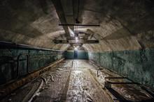 Underground Hospital In A Larg...