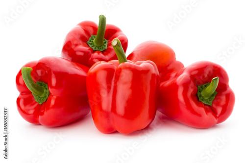 Fotomural Red paprika, vegetable.