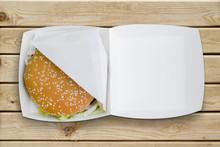Burger In A Box