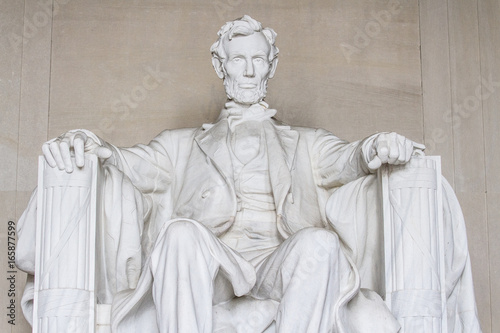 Photographie  Lincoln Memorial