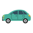 car sideview icon image