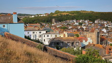 General View Of Hastings Old T...