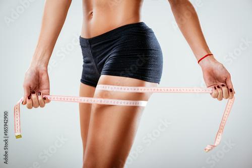 Obraz Perfect Thigh - fototapety do salonu