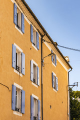 Fototapeta na wymiar Banon Village Provence France