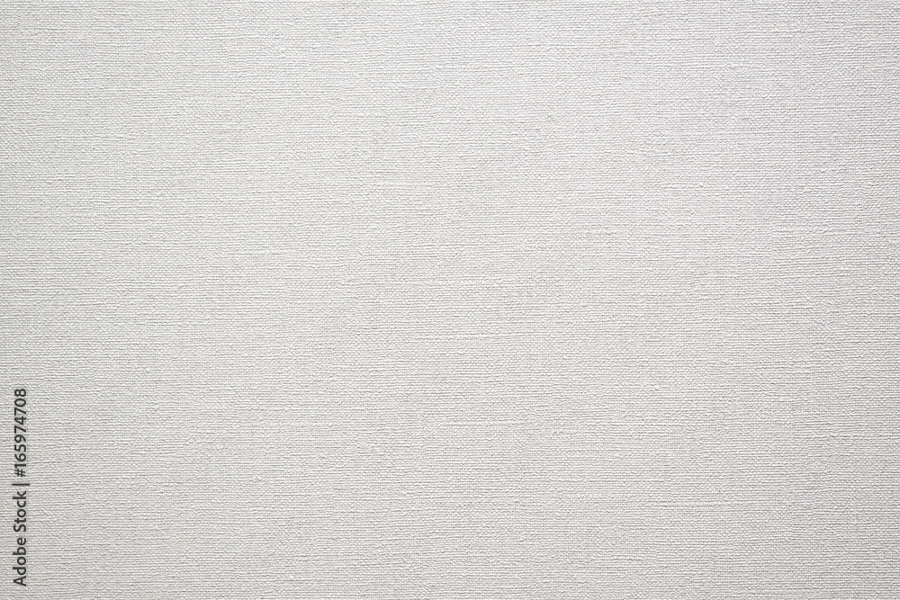 Fototapety, obrazy: Gray Canvas Background Texture.