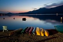 Lake Quinault Olympic National Park WA USA