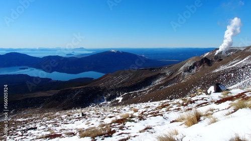 Fotografie, Tablou  NEW ZEALAND ALPINE CROSSING TONGARIRO