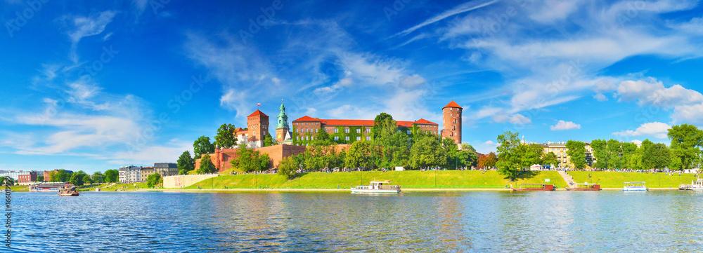 Fototapety, obrazy: Wawel Castle, Krakow