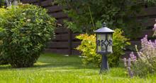 Garden Lighting - Lights On Th...