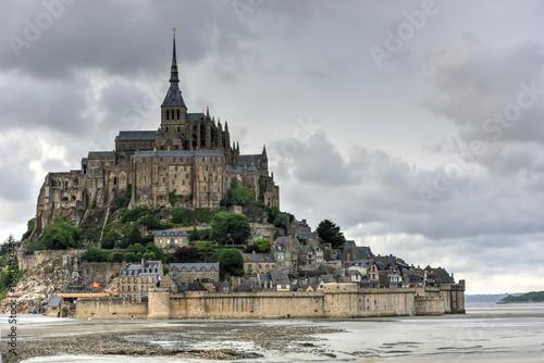 Carta da parati Mont Saint-Michel - France
