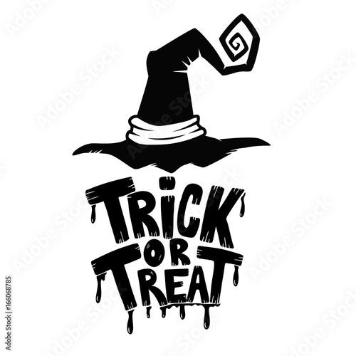 Obraz na plátně Trick or Treat