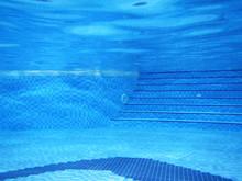 View Of Swimming Pool Underwater