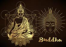 Yoga, Meditation Vector Illust...