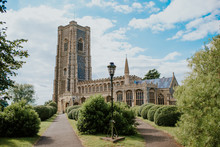 Church In Lavenham