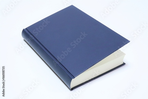 Fotografie, Tablou 無地のハードカバーの本